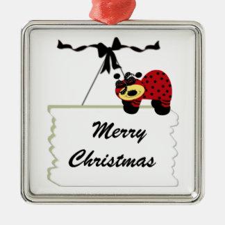 Christmas Bug  Ornament