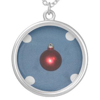 Christmas Bulb Necklace