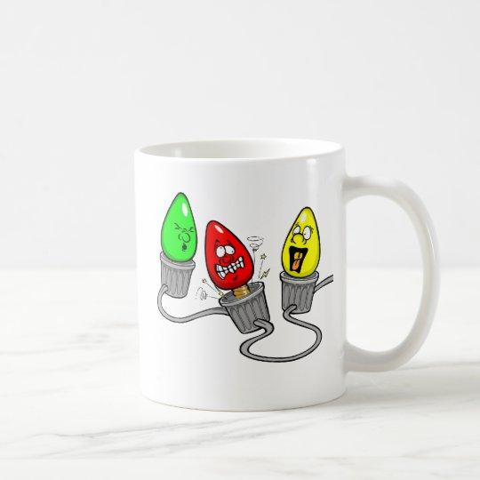 Christmas Bulbs Coffee Mug