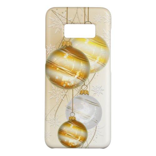 Christmas Bulbs Design Case_Mate Samsung Galaxy S8 Case