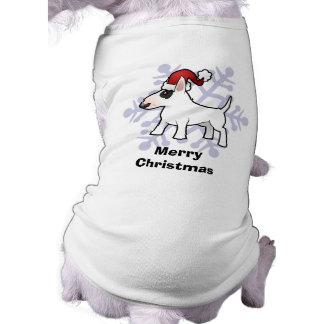 Christmas Bull Terrier T-Shirt