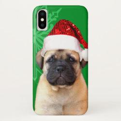 Case Mate Case with Bullmastiff Phone Cases design