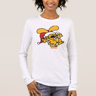 Christmas Bunny Long Sleeve T-Shirt