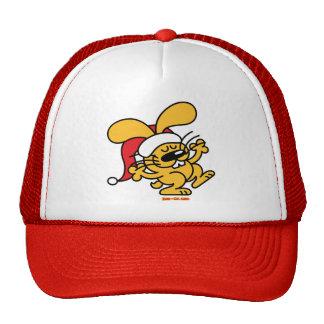 Christmas Bunny Trucker Hat
