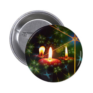 Christmas Pinback Button