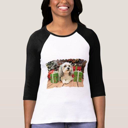 Christmas - Cabichon - Lucy Tee Shirts