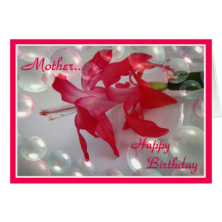 Christmas Cactus Delight Card