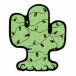 christmas cactus photo cutouts