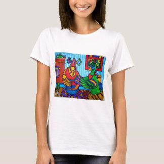 Christmas Cake by Piliero T-Shirt