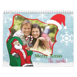 Christmas Calendar with Photo