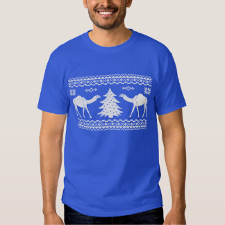 Christmas Camel Hump Day Ugly Sweater Shirt