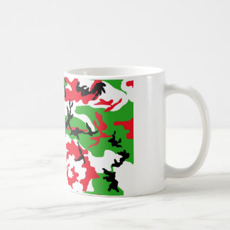Christmas Camouflage Coffee Mug