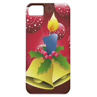 Christmas Candle iPhone 5 Case