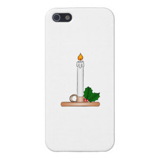 Christmas Candle iPhone 5/5S Case