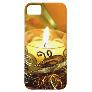 Christmas Candle iPhone Case iPhone 5 Case