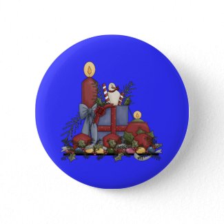 Christmas Candles button