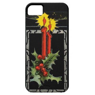 Christmas Candles iPhone5 Case