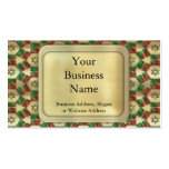 Christmas Candy Double-Sided Standard Business Cards (Pack Of 100)