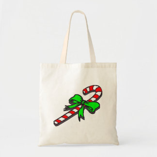 Christmas Candy Cane Bags