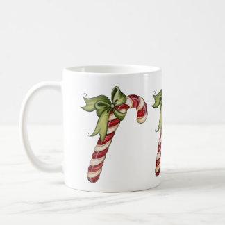 Christmas Candy Cane Mug