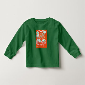 Christmas Candy House Toddler T-shirt