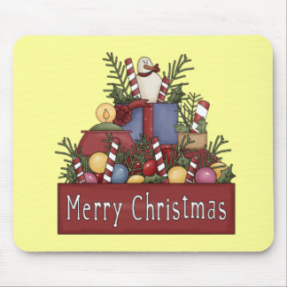 Christmas Candy Mousepads