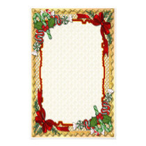 Christmas Candy Stationery