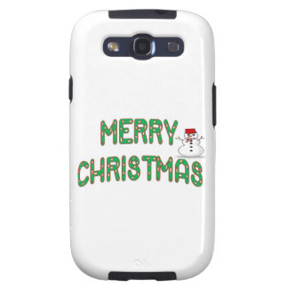 Christmas Candy Stick Samsung Galaxy SIII Covers