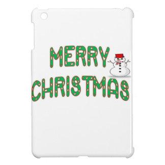 Christmas Candy Stick iPad Mini Case