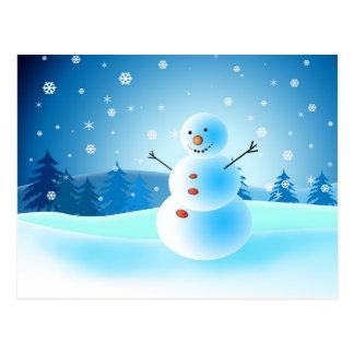 Christmas Card2 Postcard