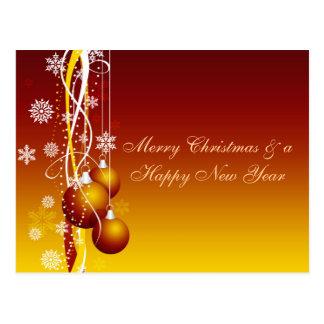 Christmas Card5 Postcard