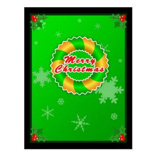 Christmas Card6 Postcard