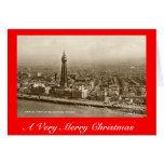 Christmas Card, Blackpool