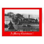 Christmas Card, Brighton Pier