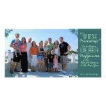 Christmas Card Customized Photo Card