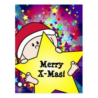 Christmas card - Engeltjes and Bengeltjes - baby