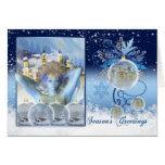 Christmas Card - Fantasy Art Christmas Card
