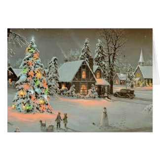 Christmas Card for a friend