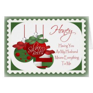 Christmas Card for Husband