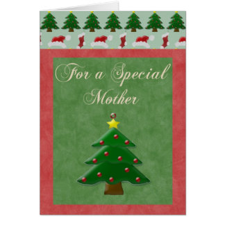 Christmas Card for Mother