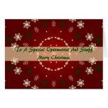 Christmas Card For Optometrist And Staff