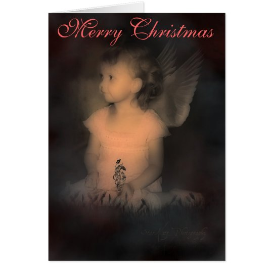 Christmas Card for the bereaved