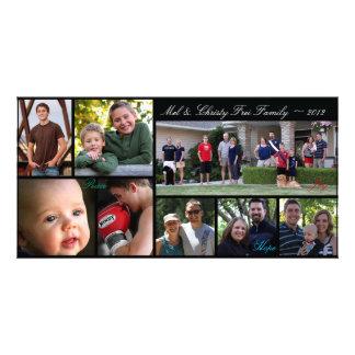 Christmas Card - Frei Family 2012 Photo Greeting Card