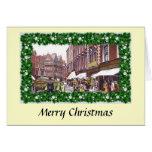 Christmas Card - Grafton Street, Dublin