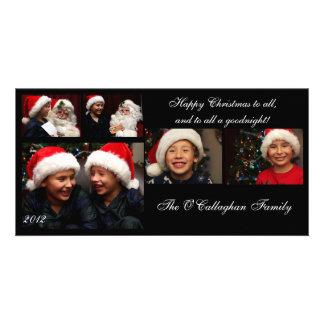 Christmas Card - Happy Christmas to All...