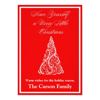 Christmas Card - Holiday Card Invite