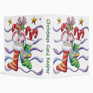 Christmas Card Keeper Binders