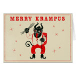 Christmas Card - Krampus