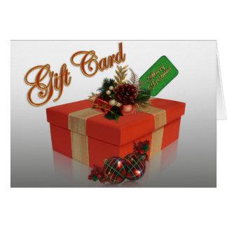 Christmas card Money Holders