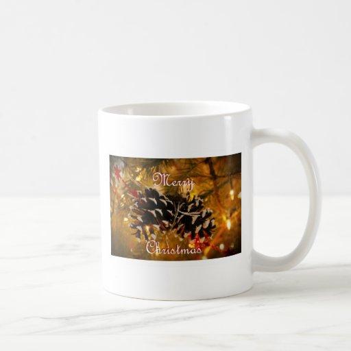 christmas card mugs